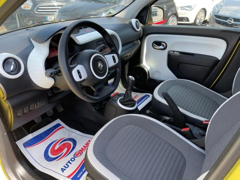 Photo 11 de l'offre de RENAULT TWINGO 1.0SCE-70 ZEN CLIM à 8350€ chez Triplo auto