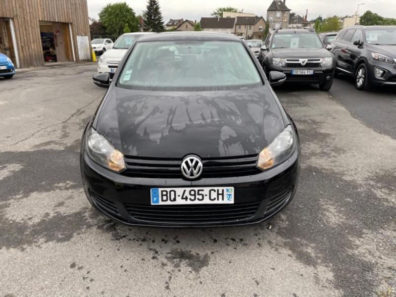 Photo 8 de l'offre de VOLKSWAGEN GOLF 1.4 16V - 80  VI BERLINE STYLE  à 7490€ chez Triplo auto