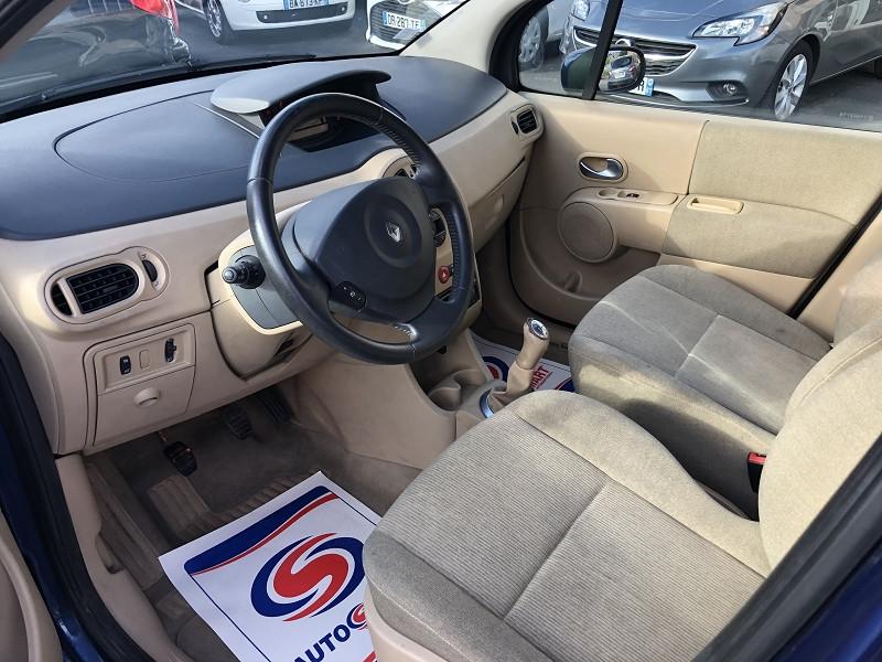 Photo 9 de l'offre de RENAULT MODUS 1.6I 113   PACK CLIM DYNAMIQUE  à 3490€ chez Triplo auto