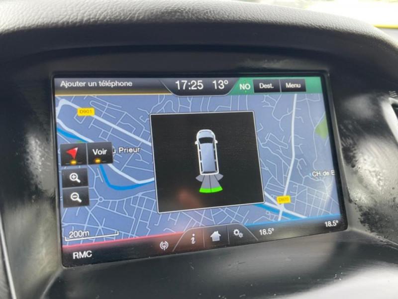 Photo 20 de l'offre de FORD FOCUS SW 1.6TDCI115 TITANIUM GPS  à 8990€ chez Triplo auto