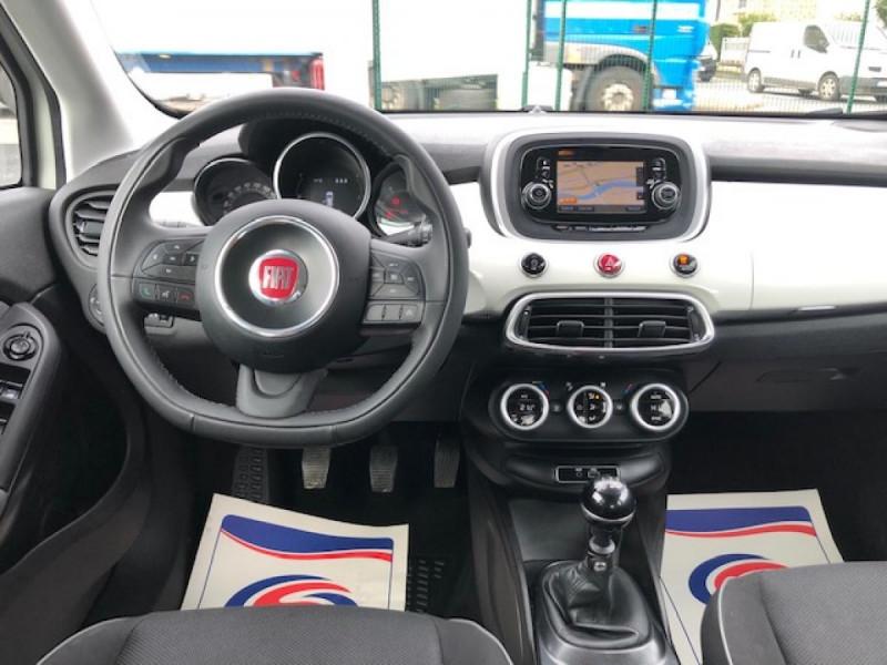 Photo 14 de l'offre de FIAT 500X 1.3 MJT95 S&S LOUNGE GPS 1ERE MAIN à 11250€ chez Triplo auto