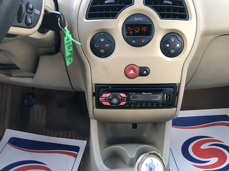 Photo 13 de l'offre de RENAULT MODUS 1.6I 113   PACK CLIM DYNAMIQUE  à 3490€ chez Triplo auto