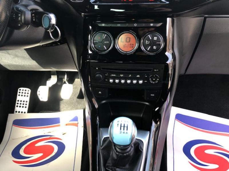 Photo 15 de l'offre de DS DS3  1.6THP155 SPORT CHIC CLIM RADAR REGULATEUR LIMITEUR DE VITESSE  CHAINE DE DISTRIBUTION NEUVE à 7490€ chez Triplo auto