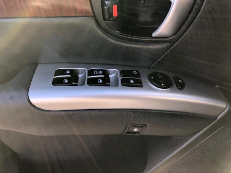 Photo 21 de l'offre de HYUNDAI SANTA FE 2.2 CRDI 155 4X4 7PL EXECUTIVE CUIR RADAR RECUL à 8990€ chez Triplo auto