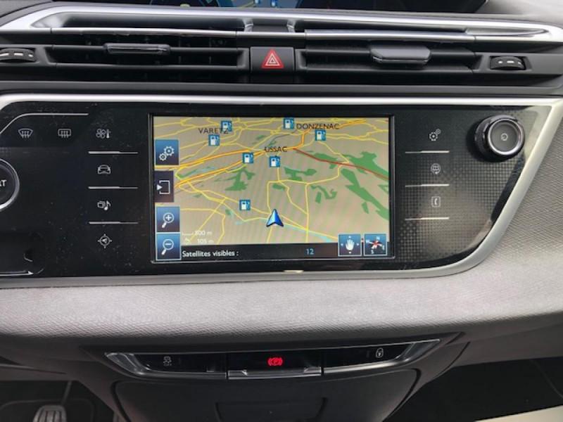 Photo 17 de l'offre de CITROEN C4 PICASSO 2.0BHDI150 EXCLUSIVE GPS CAMERA  à 10990€ chez Triplo auto