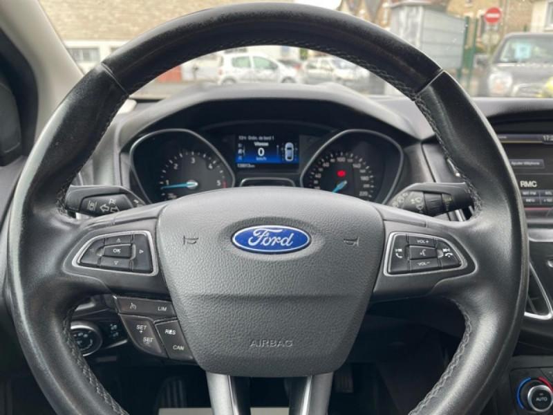 Photo 22 de l'offre de FORD FOCUS SW 1.6TDCI115 TITANIUM GPS  à 8990€ chez Triplo auto