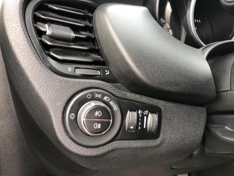 Photo 19 de l'offre de FIAT 500X 1.6 MJT120 S-DESIGN GPS RADAR 1ERE MAIN à 10990€ chez Triplo auto