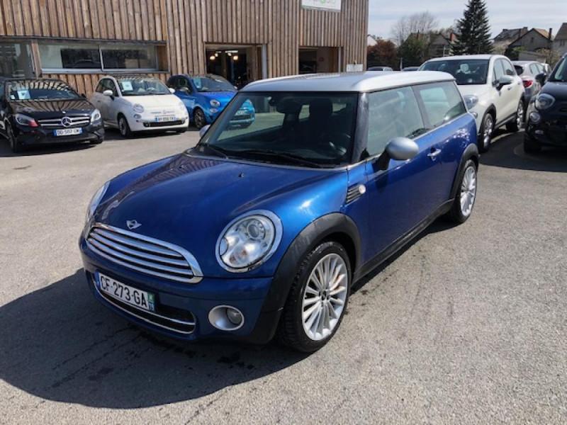 Photo 1 de l'offre de MINI MINI CLUBMAN COOPER D 1.6D110   à 6750€ chez Triplo auto