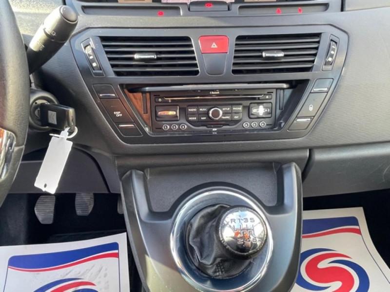 Photo 16 de l'offre de CITROEN C4 PICASSO 1.6 HDIFAP -110  MILLENIUM  GPS à 6990€ chez Triplo auto