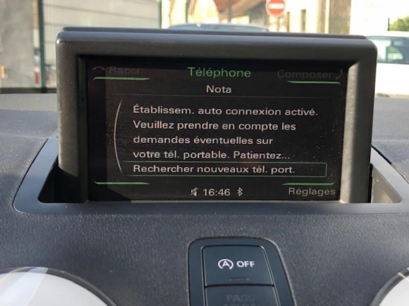 Photo 17 de l'offre de AUDI A1 1.6TDI105  AMBITION CLIM RADAR DISTRI OK à 8990€ chez Triplo auto