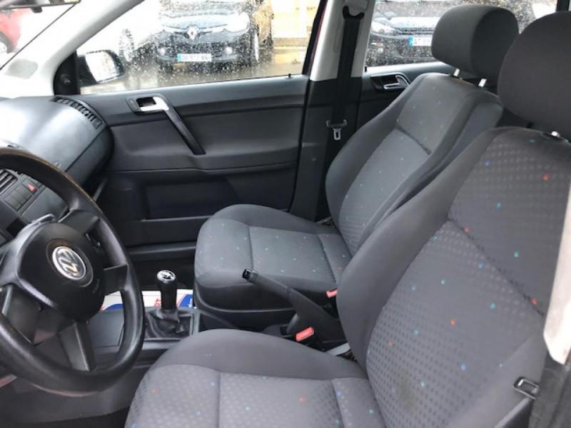 Photo 11 de l'offre de VOLKSWAGEN POLO 1.4TDI75 TREND CLIM ATTELAGE GAR3MOIS à 4990€ chez Triplo auto