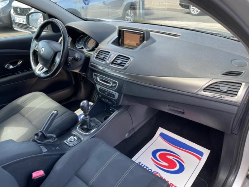 Photo 15 de l'offre de RENAULT MEGANE 1.5DCI-110  BUSINESS GPS RADAR RECUL à 7990€ chez Triplo auto