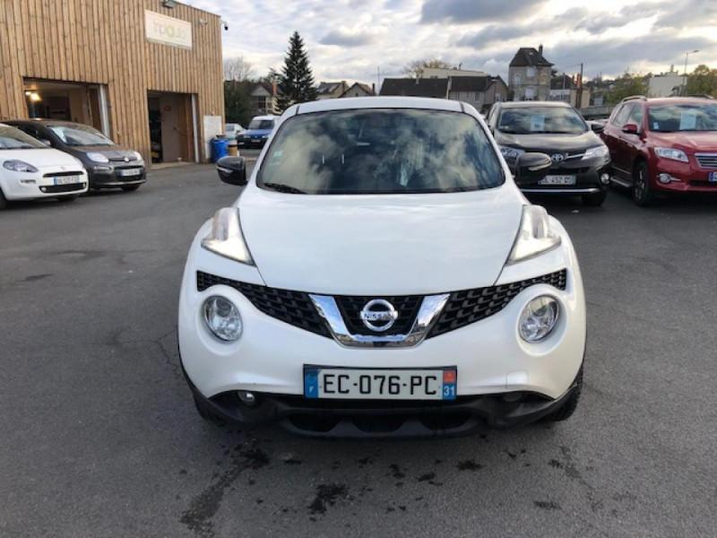 Photo 8 de l'offre de NISSAN JUKE 1.2 DIG-T 115 S&S CONNECT EDITION GPS à 9990€ chez Triplo auto