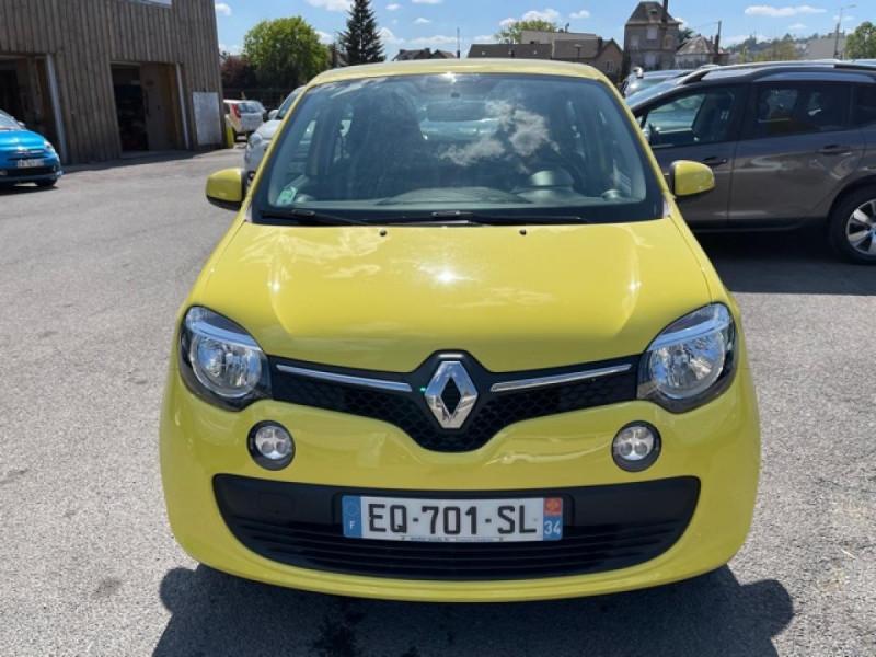 Photo 8 de l'offre de RENAULT TWINGO 1.0SCE-70 ZEN CLIM à 8350€ chez Triplo auto