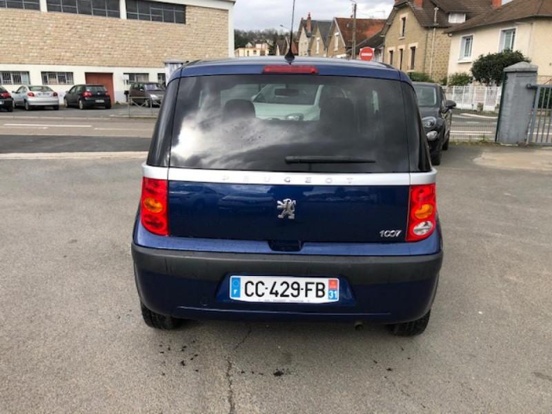 Photo 4 de l'offre de PEUGEOT 1007 1.4I  TRENDY  CLIM GAR3MOIS à 4990€ chez Triplo auto