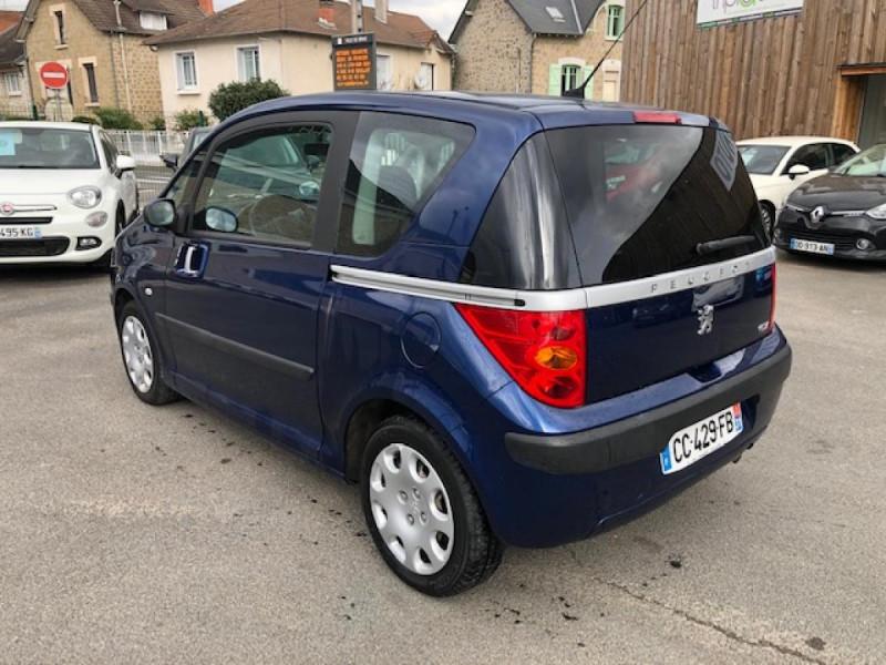 Photo 3 de l'offre de PEUGEOT 1007 1.4I  TRENDY  CLIM GAR3MOIS à 4990€ chez Triplo auto