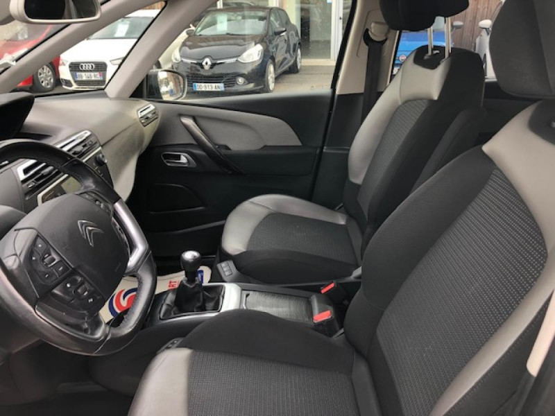 Photo 13 de l'offre de CITROEN C4 PICASSO 2.0BHDI150 EXCLUSIVE GPS CAMERA  à 10990€ chez Triplo auto