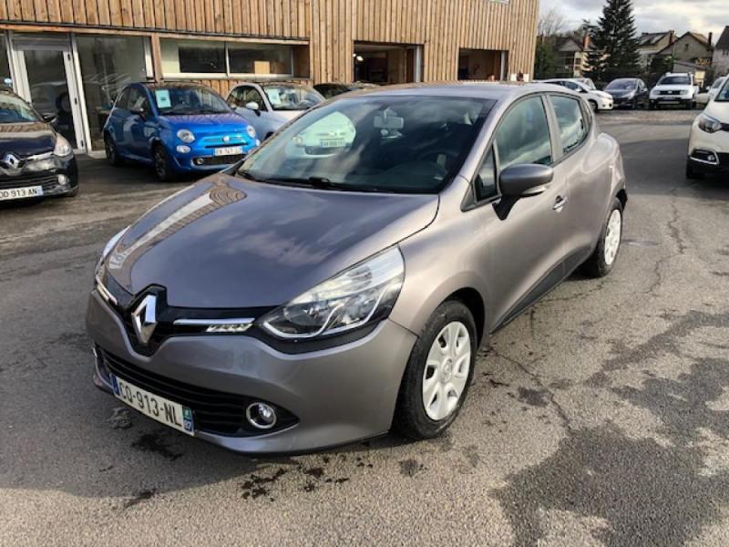 Renault CLIO 1.5 DCI 90 BUSINESS GPS DISTRI OK  Diesel GRIS Occasion à vendre