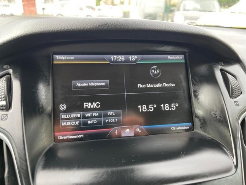 Photo 23 de l'offre de FORD FOCUS SW 1.6TDCI115 TITANIUM GPS  à 8990€ chez Triplo auto