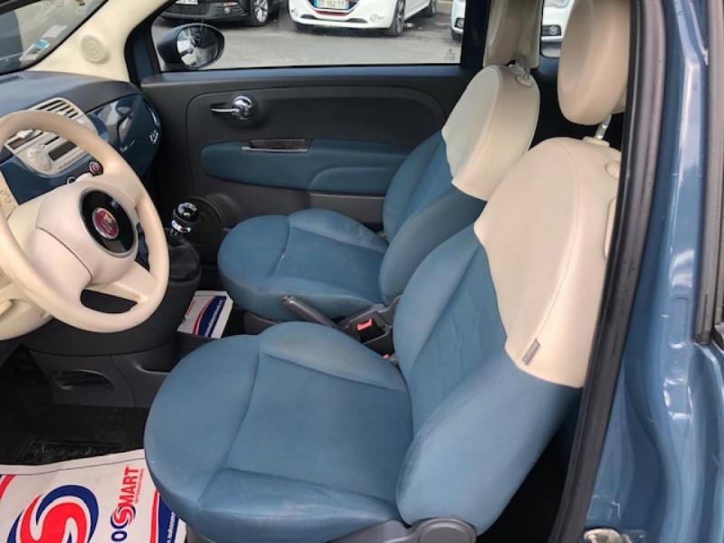 Photo 14 de l'offre de FIAT 500 1.2I - 69 POP DISTRI ENTRETIEN OK à 4490€ chez Triplo auto