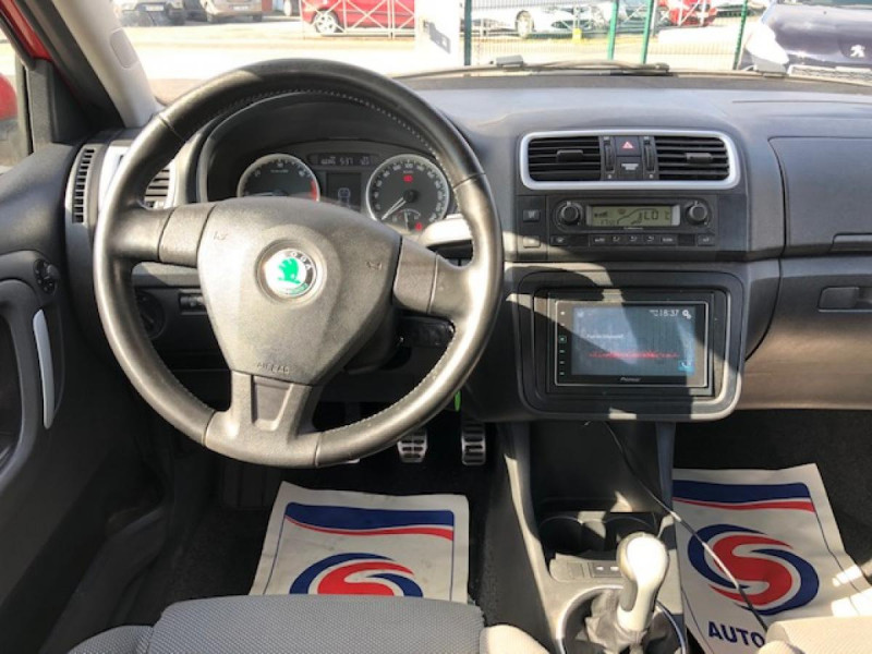 Photo 12 de l'offre de SKODA FABIA 1.9 TDI105 RS LINE CLIM GAR3M DISTRI OK à 4990€ chez Triplo auto