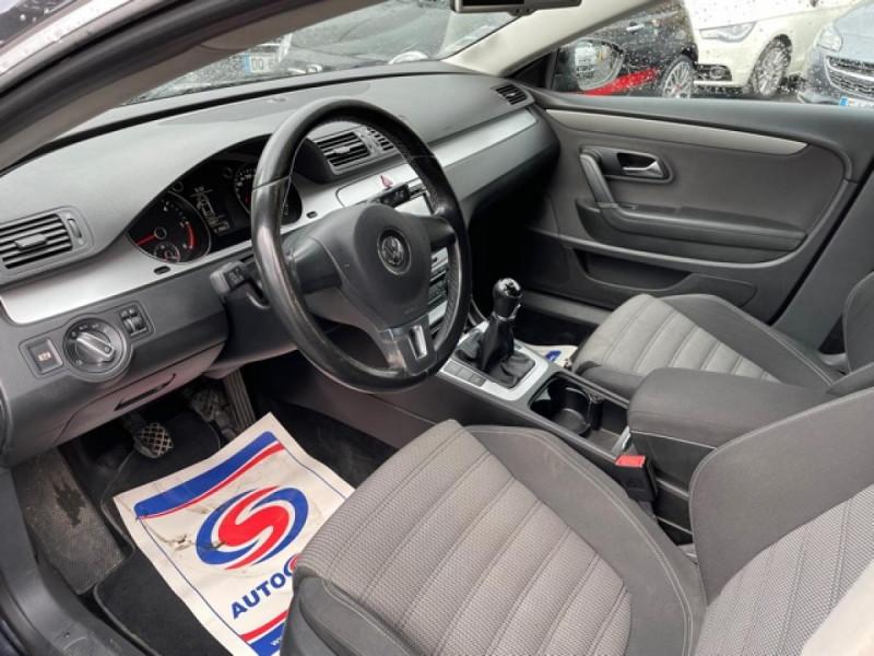 Photo 12 de l'offre de VOLKSWAGEN PASSAT CC CC 2.0 TDI 140 DISTRI OK à 7490€ chez Triplo auto