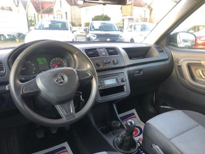 Photo 14 de l'offre de SKODA FABIA 1.2I-60 ACTIVE   CLIM   1ERE MAIN à 6990€ chez Triplo auto