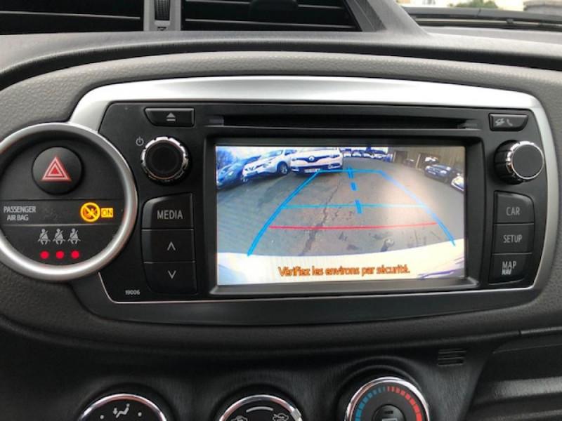 Photo 20 de l'offre de TOYOTA YARIS 1.4D-4D90 DYNAMIC GPS CAMERA ATTELAGE 1ERE MAIN à 6490€ chez Triplo auto
