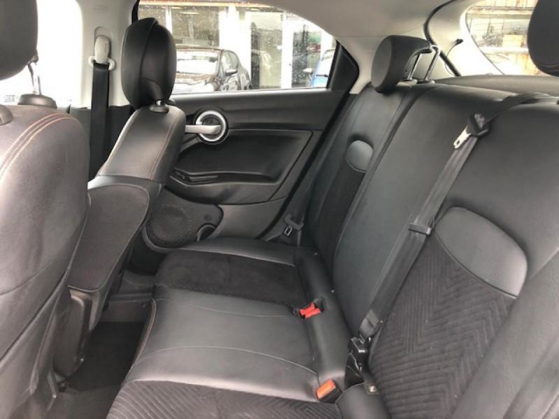 Photo 10 de l'offre de FIAT 500X 1.6 MJT120 S-DESIGN GPS RADAR 1ERE MAIN à 10990€ chez Triplo auto