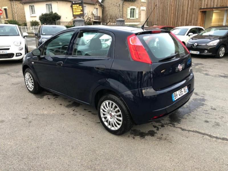Photo 3 de l'offre de FIAT GRANDE PUNTO/PUNTO EVO 1.3 MJT5 S&S CULT 1ERE MAIN ENTRETIEN OK à 5990€ chez Triplo auto