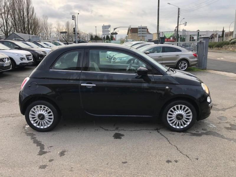 Photo 6 de l'offre de FIAT 500 1.2I 69 LOUNGE CLIM   DISTRI OK   ENTRETIEN OK GAR3MOIS à 5490€ chez Triplo auto