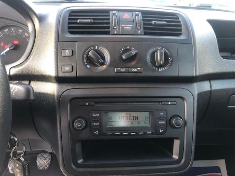 Photo 15 de l'offre de SKODA FABIA 1.2I-60 ACTIVE   CLIM   1ERE MAIN à 6990€ chez Triplo auto