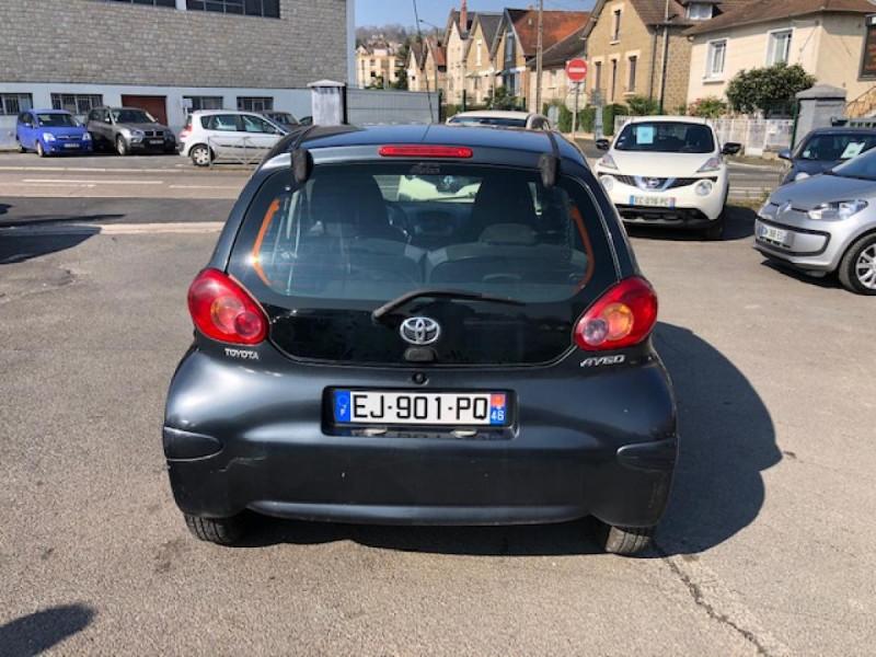 Photo 4 de l'offre de TOYOTA AYGO 1.4 D  CONFORT CLIM 5P à 2990€ chez Triplo auto