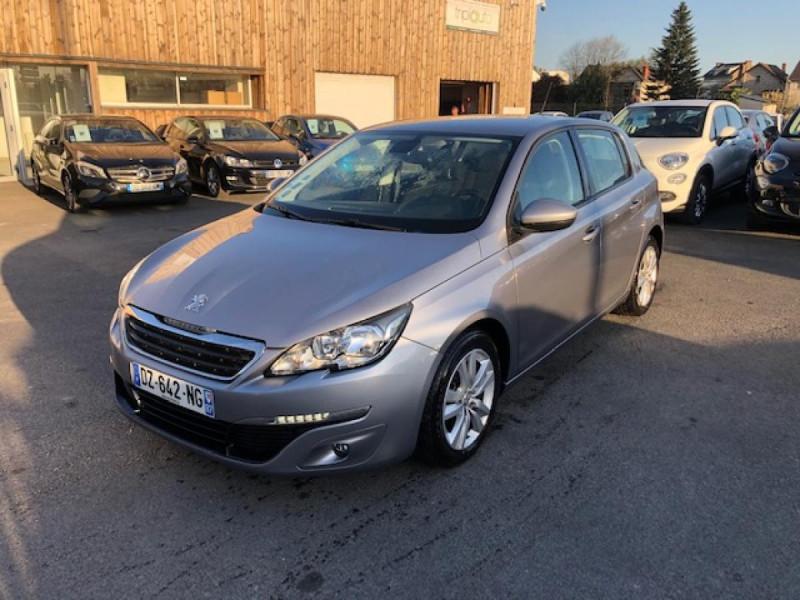 Peugeot 308  1.6 BLUEHDI S&S - 100  ACTIVE BUSINESS GPS  Diesel GRIS Occasion à vendre