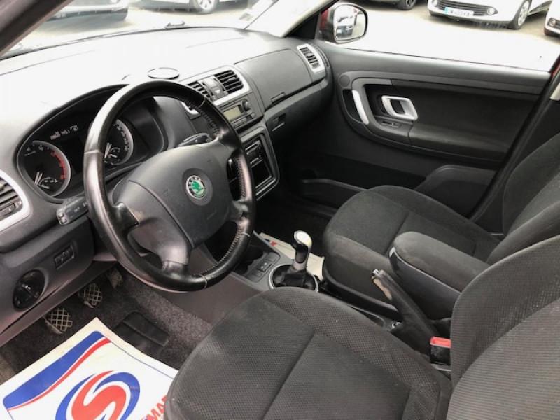 Photo 11 de l'offre de SKODA FABIA 1.2I 70  CONFORT CLIM JANTES ALU à 3650€ chez Triplo auto