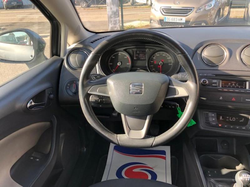 Photo 14 de l'offre de SEAT IBIZA 1.6 TDI 105  STYLE CLIM à 7990€ chez Triplo auto