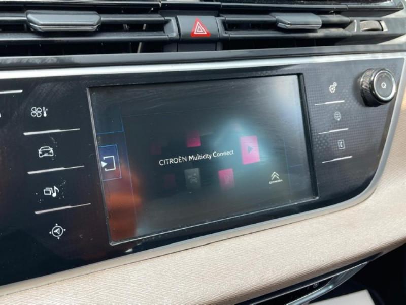 Photo 19 de l'offre de CITROEN C4 PICASSO 1.6 E-HDI115 INTENSIVE GPS RADAR 1ERE MAIN CARNET A JOUR à 8250€ chez Triplo auto