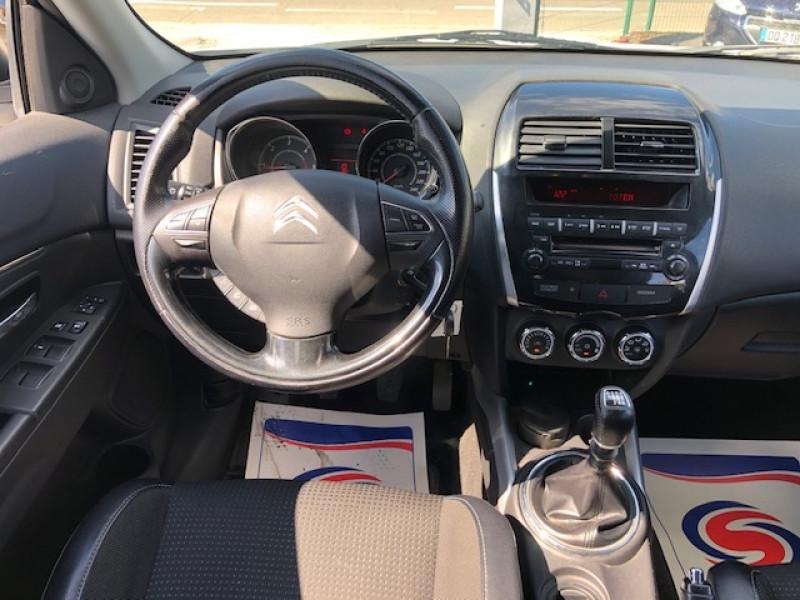 Photo 11 de l'offre de CITROEN C4 AIRCROSS 1.6E-HDI115 S&S CONFORT CLIM CARNET ENTRETIEN A JOUR à 8490€ chez Triplo auto
