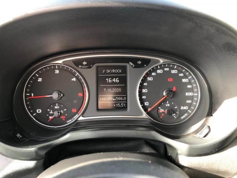 Photo 14 de l'offre de AUDI A1 1.6TDI105  AMBITION CLIM RADAR DISTRI OK à 8990€ chez Triplo auto