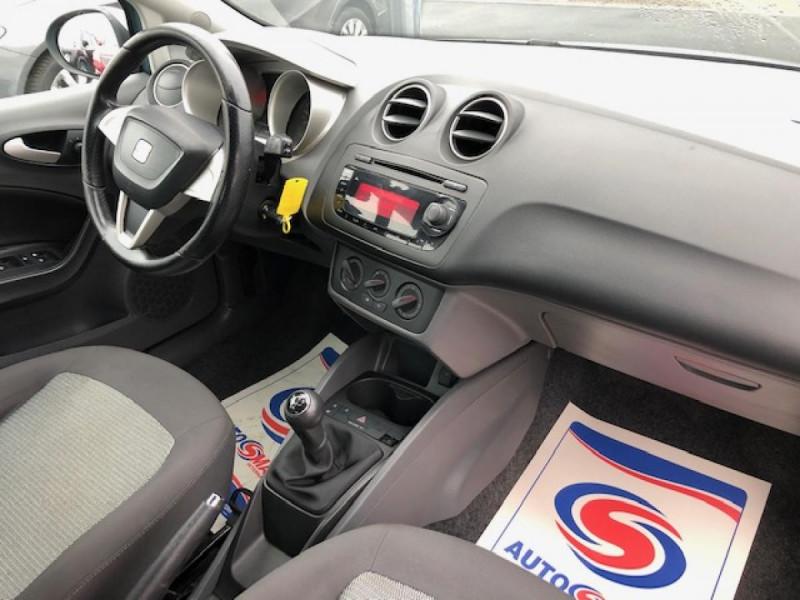 Photo 11 de l'offre de SEAT IBIZA 1.6TDI 90 STYLE CLIM   DISTRI OK  à 5650€ chez Triplo auto