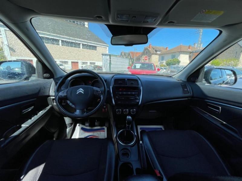 Photo 14 de l'offre de CITROEN C4 AIRCROSS 1.6 HDI FAP - 115 S&S 4X2  CONFORT  à 8250€ chez Triplo auto