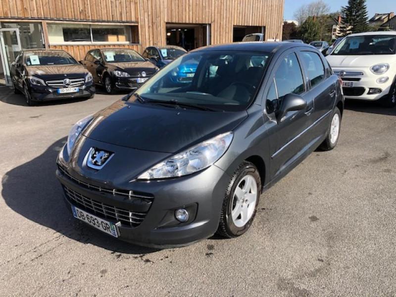 Peugeot 207  1.4 VTI 16V  ALLURE   Essence GRIS Occasion à vendre