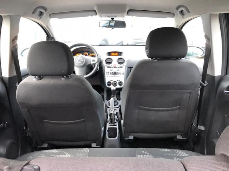 Photo 10 de l'offre de OPEL CORSA 1.3CDTI 75 S&S COLOR EDITION CLIM DISTRI OK à 5490€ chez Triplo auto
