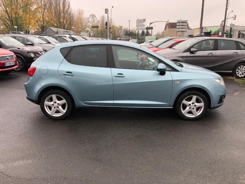 Photo 6 de l'offre de SEAT IBIZA 1.6TDI 90 STYLE CLIM   DISTRI OK  à 5650€ chez Triplo auto