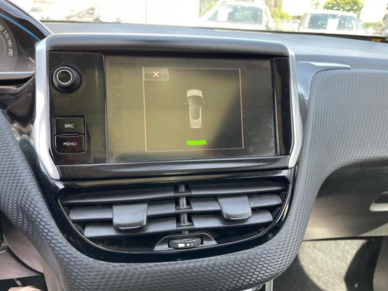 Photo 18 de l'offre de PEUGEOT 2008  1.6 E-HDI FAP - 92  ALLURE    TOIT   GRIPCONTROL à 11990€ chez Triplo auto