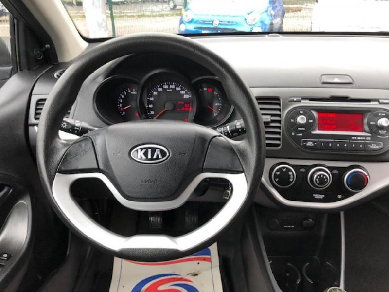 Photo 14 de l'offre de KIA PICANTO 1.0-69 ACTIVE CLIM CT OK   GAR3MOIS à 5490€ chez Triplo auto
