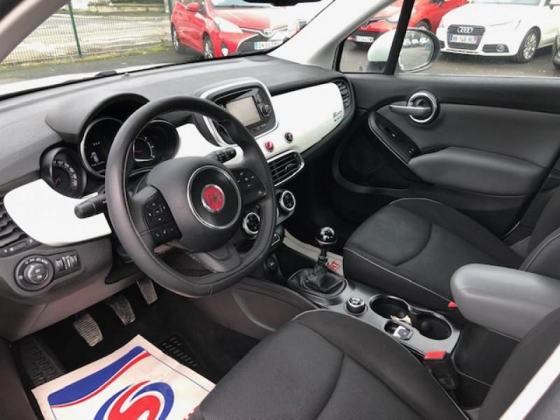 Photo 12 de l'offre de FIAT 500X 1.3 MJT95 S&S LOUNGE GPS 1ERE MAIN à 11250€ chez Triplo auto
