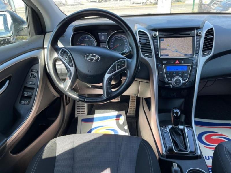 Photo 16 de l'offre de HYUNDAI I30 1.6 CRDI - 110 - BVA DCT-7 EXECUTIVE GPS à 10990€ chez Triplo auto