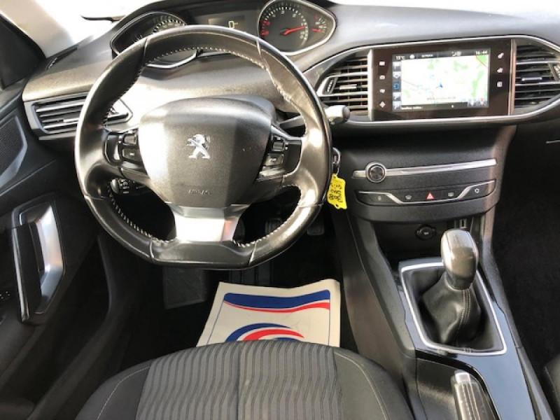 Photo 20 de l'offre de PEUGEOT 308  SW 1.6 HDI 92 ACTIVE GPS RADAR à 7490€ chez Triplo auto