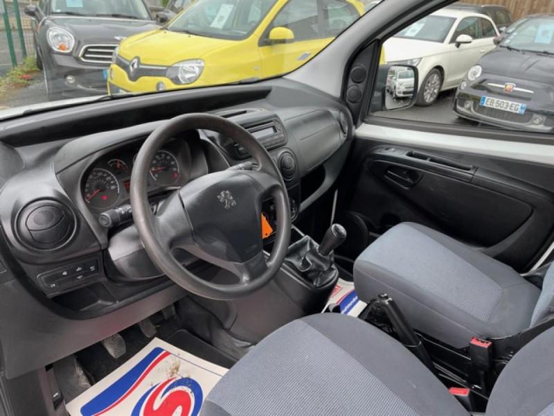 Photo 14 de l'offre de PEUGEOT BIPPER 1.3 HDI75 PACK CLIM  1ERE MAIN   PORTE LATERALE à 7750€ chez Triplo auto